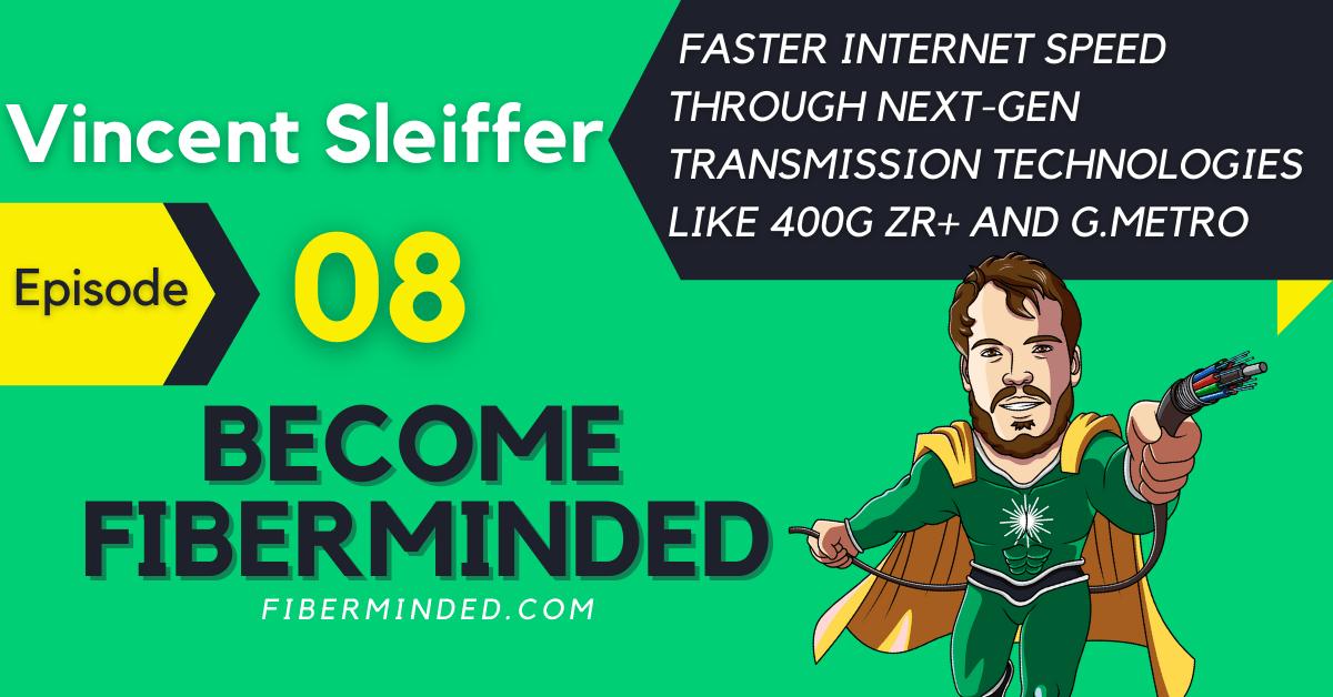 banner for episode 8 on faster internet speed